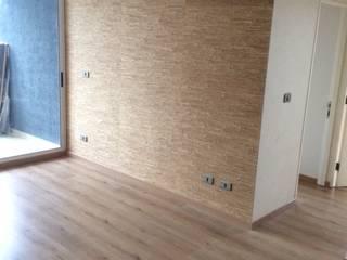 Pareti & Pavimenti in stile classico di JF Constructora Classico