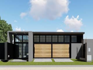 Houses by ARBOL Arquitectos , Industrial
