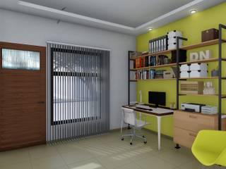 Study/office by ARBOL Arquitectos , Scandinavian
