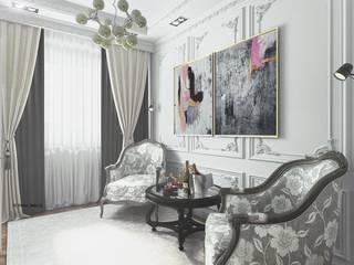 Salon classique par Diveev_studio#ZI Classique