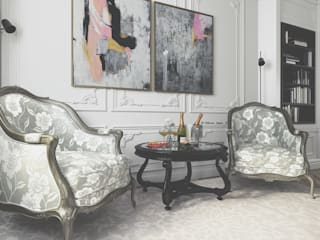 Living room by Diveev_studio#ZI