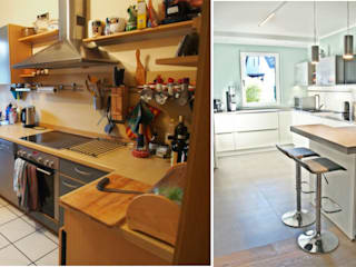 Modern kitchen by Einrichtungsideen Modern