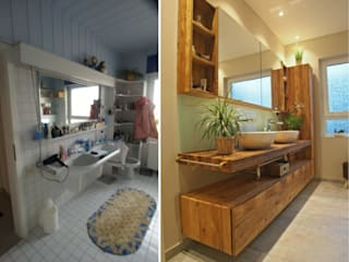 Kamar Mandi Modern Oleh Einrichtungsideen Modern