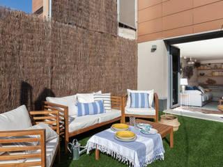 itta estudio Mediterranean style gardens