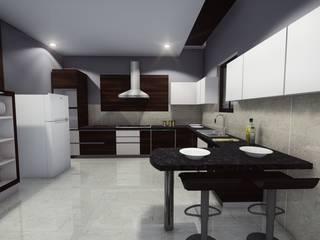 азіатський  by Cfolios Design And Construction Solutions Pvt Ltd, Азіатський