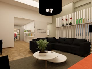 by SHI Studio, Sheila Moura Azevedo Interior Design Сучасний