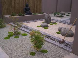 BRADLEY Asian style garden by Japanese Garden Concepts Asian