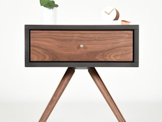 scandinavian  by Ebanisteria Cavallaro, Scandinavian Solid Wood Multicolored