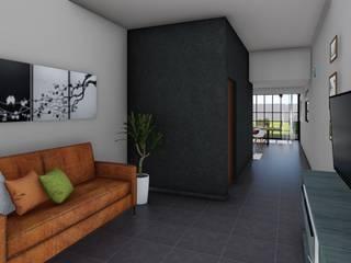 ARBOL Arquitectos Modern living room