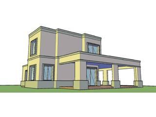 La casa de Gus Casas modernas: Ideas, imágenes y decoración de muñoz bunteh arquitectos Moderno