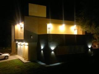 La casa de Tur Casas modernas: Ideas, imágenes y decoración de muñoz bunteh arquitectos Moderno