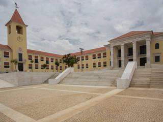 Mutu Ya Kevela School: Escolas  por Eugénio Queiroz Arquiteto