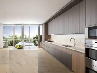 Modern kitchen by C | C INTERIOR ARCHITECTURE Modern