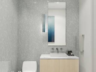 Modern bathroom by C | C INTERIOR ARCHITECTURE Modern