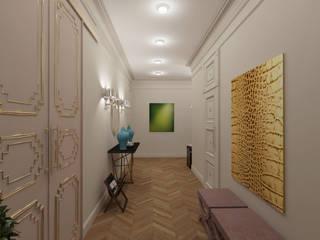 Квартира для джетсеттера: двери в . Автор – Spacelab Design