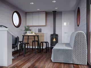 Houseboat : Гостиницы в . Автор – Spacelab Design