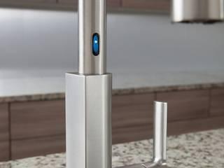 Innovaciones Smart Sense: funcionalidad y diseño para el ahorro de agua.:  de estilo  por VAP ARQUITECTOS