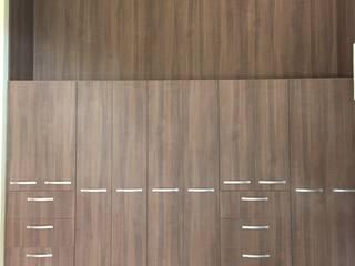 La Central Cocinas Integrales S.A de C.V Dressing roomStorage