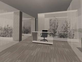 INTERIORISMO: Estudios y despachos de estilo  de Nexus Estudio