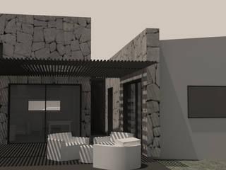 SMART HOME CONCEPT: Casas de estilo  de Nexus Estudio