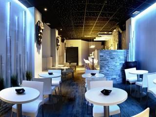 Espacio para cenas: Bares y Clubs de estilo  de LCC, Licitaciones y Contrataciones de Construcción