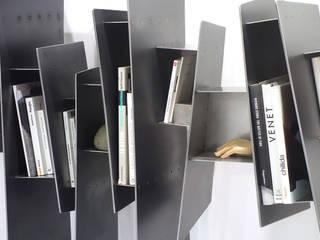 SLS Bibliothèque:  de style  par Mathilde Pénicaud, sculpteure