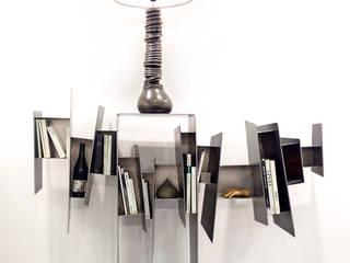 SLS Bibliothèque par Mathilde Pénicaud, sculpteure Moderne