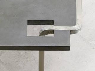 Table basse TRO par Mathilde Pénicaud, sculpteure Moderne