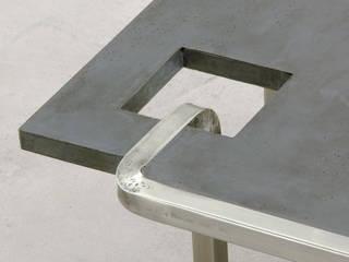 Table basse TRO:  de style  par Mathilde Pénicaud, sculpteure