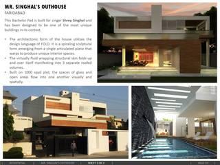 OUTHOUSE:  Houses by amitmurao.com