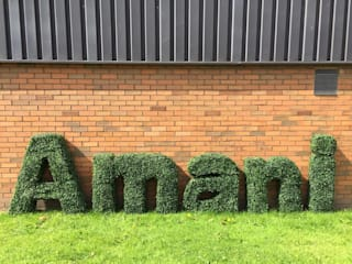bespoke artificial hedge letter:   by Hedged In Ltd