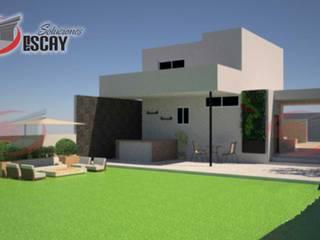 PROYECTO CHICHI Casas modernas de Escay Soluciones Moderno