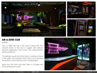 AM-A-ZONE CLUB, Jaipur:  Bars & clubs by amitmurao.com
