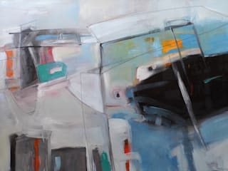 Pinturas de Patricio Peña Oltra Moderno