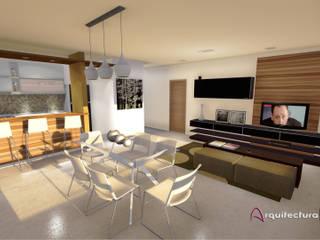 de estilo  por Arquitectura Digital Renderizados, Moderno