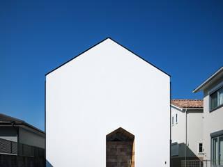Modern houses by 株式会社seki.design Modern