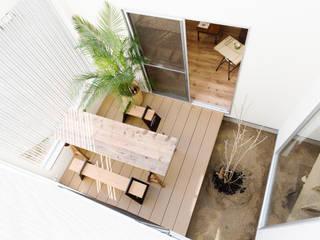 modern  by コンフォート建築設計工房, Modern