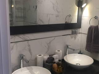 LIA Mimarlik İcmimarlik – Koç Evi Konut İç Mekan Tasarımı:  tarz Banyo