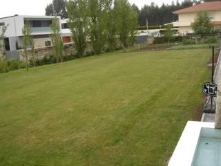 Moradias Particulares Jardins modernos por Viveiros da Boa Nova, Lda Moderno