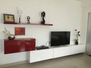 La Central Cocinas Integrales S.A de C.V Living roomStorage