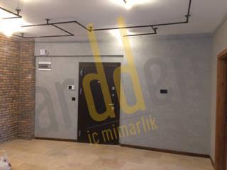 CAB İç Mimarlık / Ofis Projesi Klasik Çalışma Odası CAB İç Mimarlık / Proje / Tasarım / Uygulama / Danışmanlık Klasik