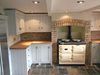 ceviz mobilya dekorasyon – tezgahda ahşap modası : minimal tarz tarz Mutfak