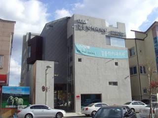 대전 유성구 K치과: (주)건축&건축사사무소예일의  빌라