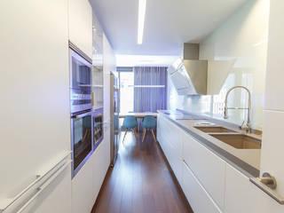 Muka Design Lab Moderne Küchen Keramik Weiß