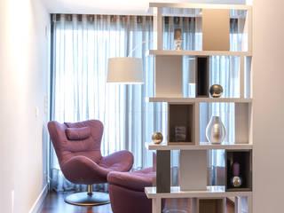 Muka Design Lab Moderne Wohnzimmer