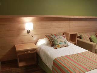 DEPARTAMENTOS BARILOCHE INTEGRAR DISEÑO Hoteles de estilo moderno