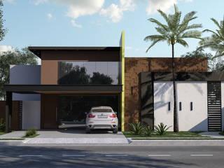 CASA RB - PORTAL DA COLINA por AR2 Arquitetura Moderno