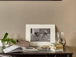 Апартаменты на Васильевском острове: Гостиная в . Автор – Maxim Rymar archistudio