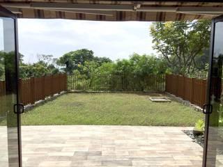 Jardin classique par 大地工房景觀公司 Classique