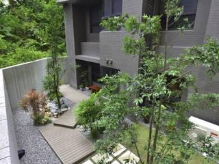 Tropischer Garten von 大地工房景觀公司 Tropisch